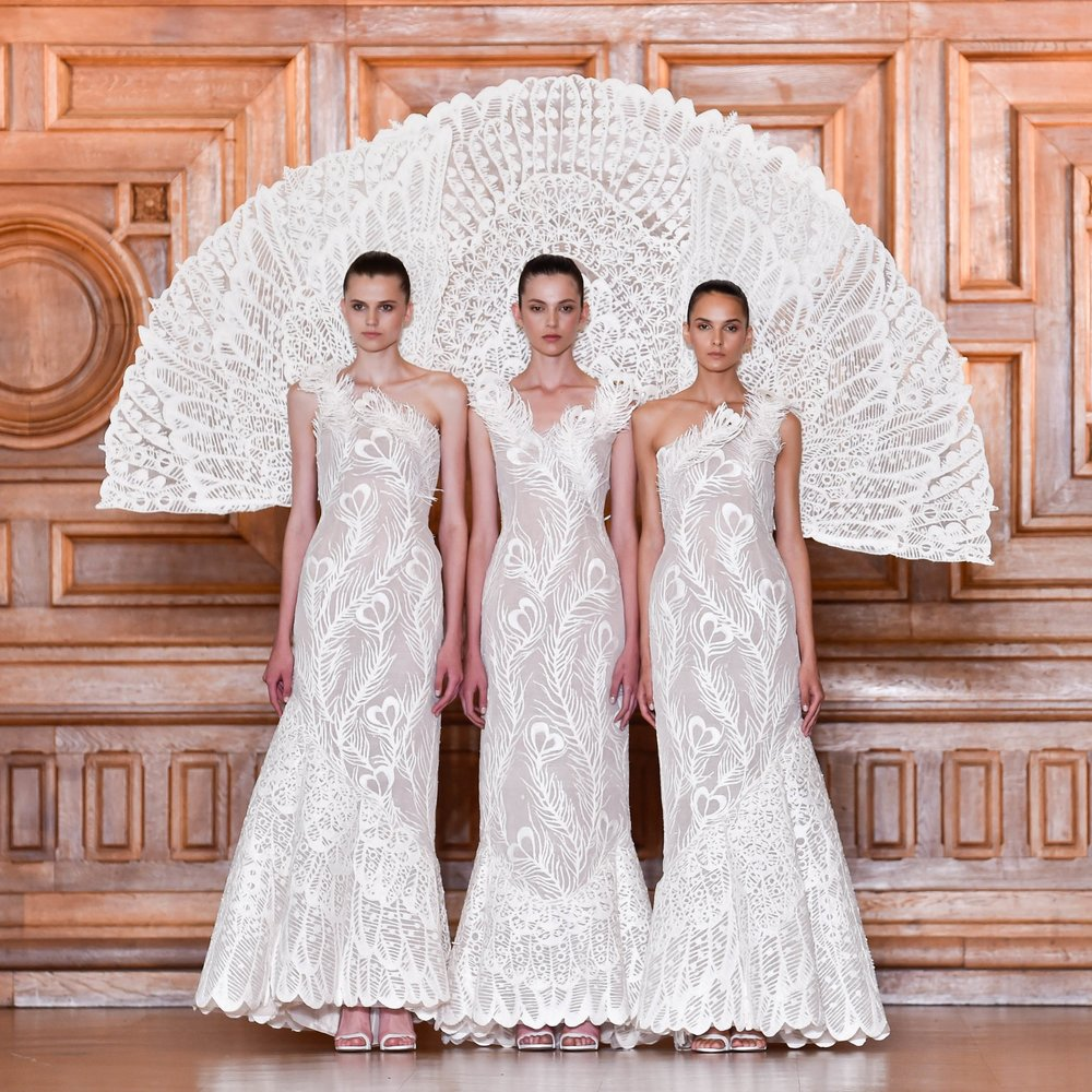 Yumi Katsura Haute CoutureAutumn/Winter'17