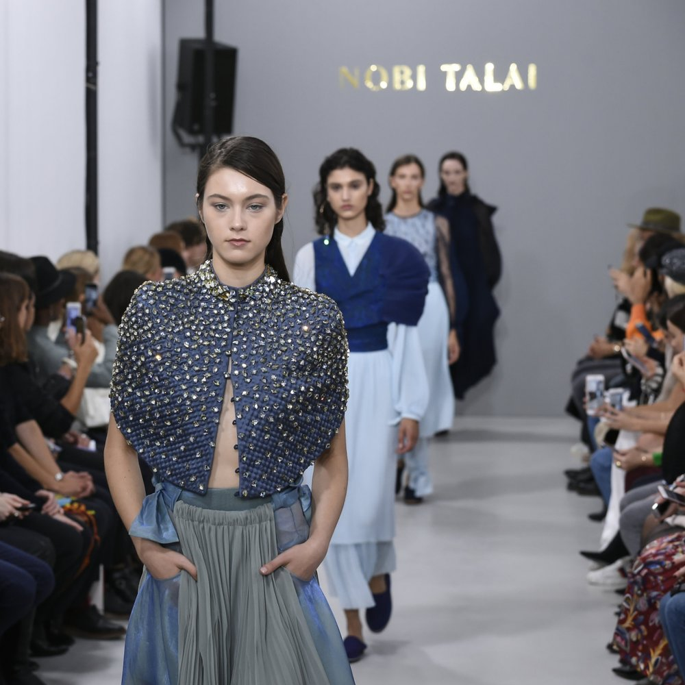 Nobi Talai Ready to Wear Spring/Summer'18