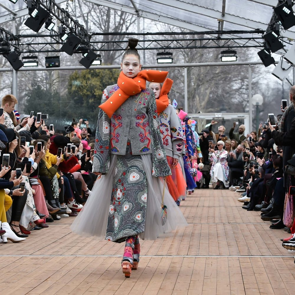 Manish Arora Ready to Wear Autumn/Winter'18