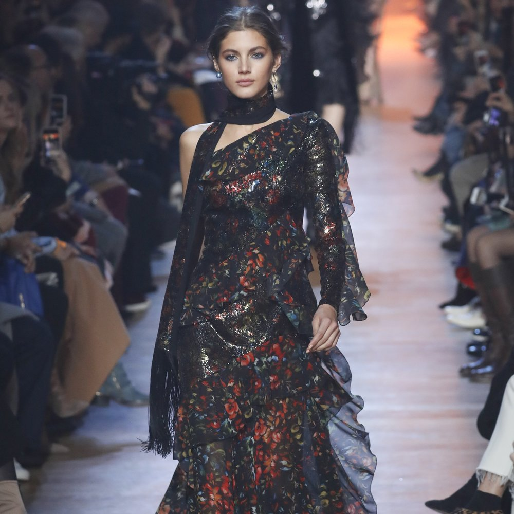 Elie Saab Ready to Wear Autumn/Winter'18