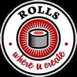 rolls by u logo