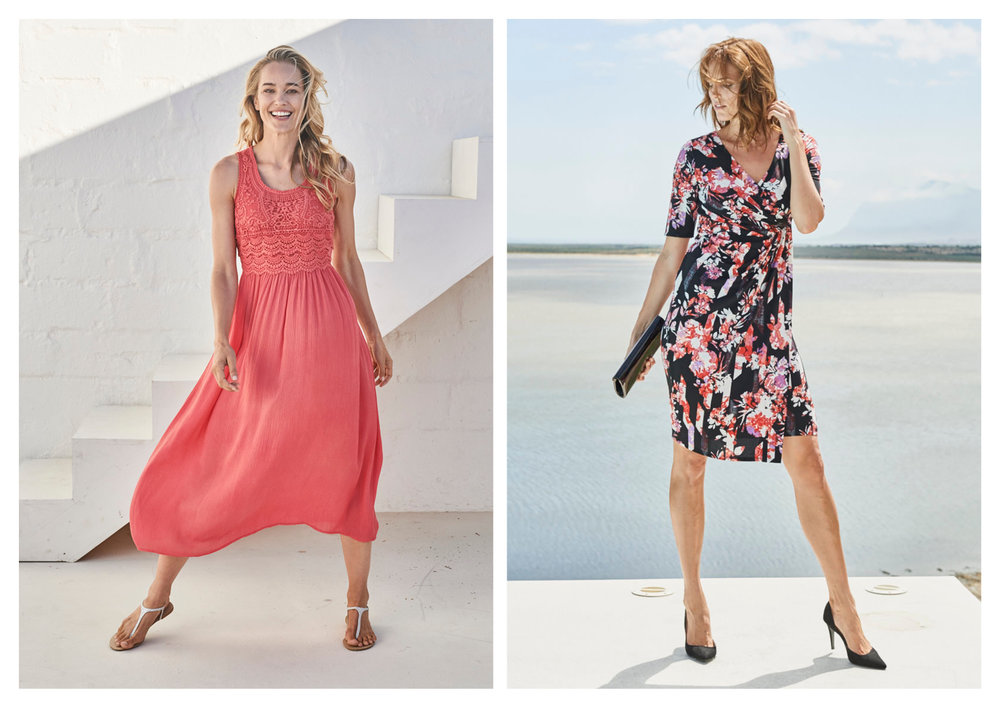 Bon marche summer dresses