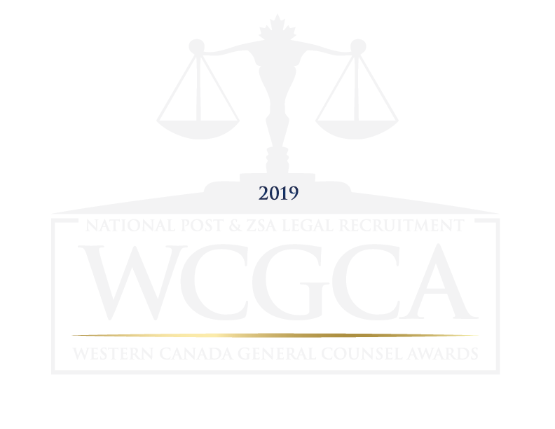 WCGCA - Western Canada General Counsel Awards