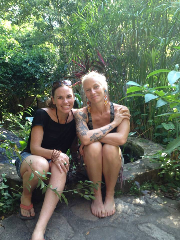 Seven days in paradise with two incredibly devout teachers - Meghan Maris & Sweethome Teacup