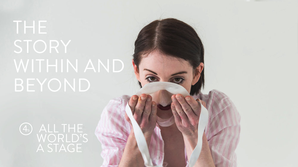 THE STORY WITHIN AND BEYONDALL THE WORLD'S A STAGE - PART IVb:Natalie Fyfe & Katerina SidorovaMAY 30TH - JUNE 1STPERFORMANCES: FRIDAY, JUNE 1ST, 19:00 H