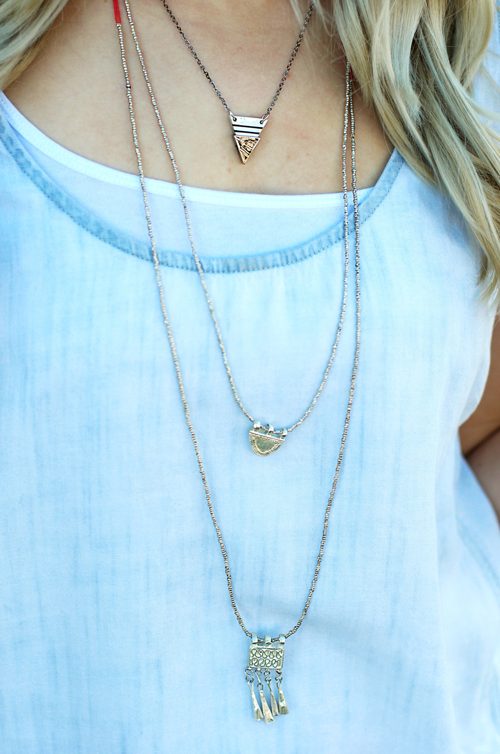 Noonday - Layered Silver Necklaces2.jpg