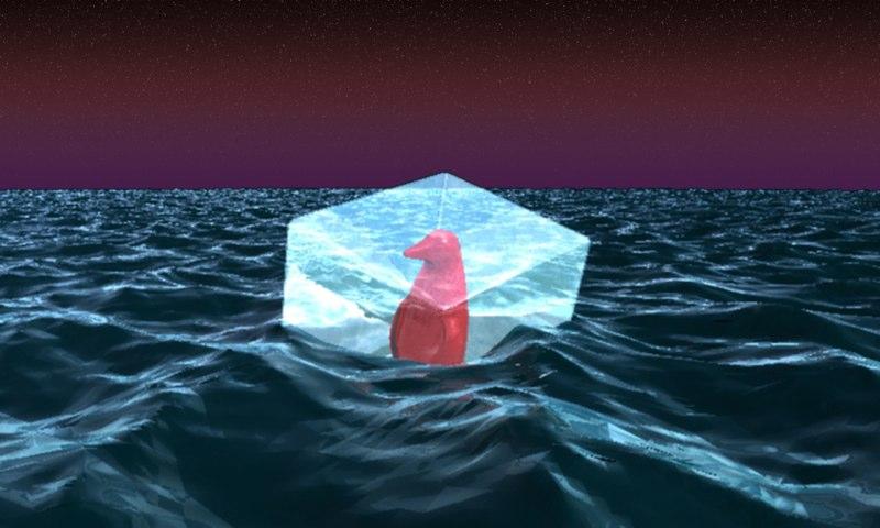 Penguin Cubed