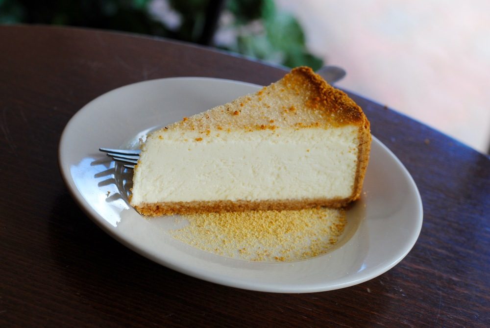 "Original ""Plain"" Cheesecake"