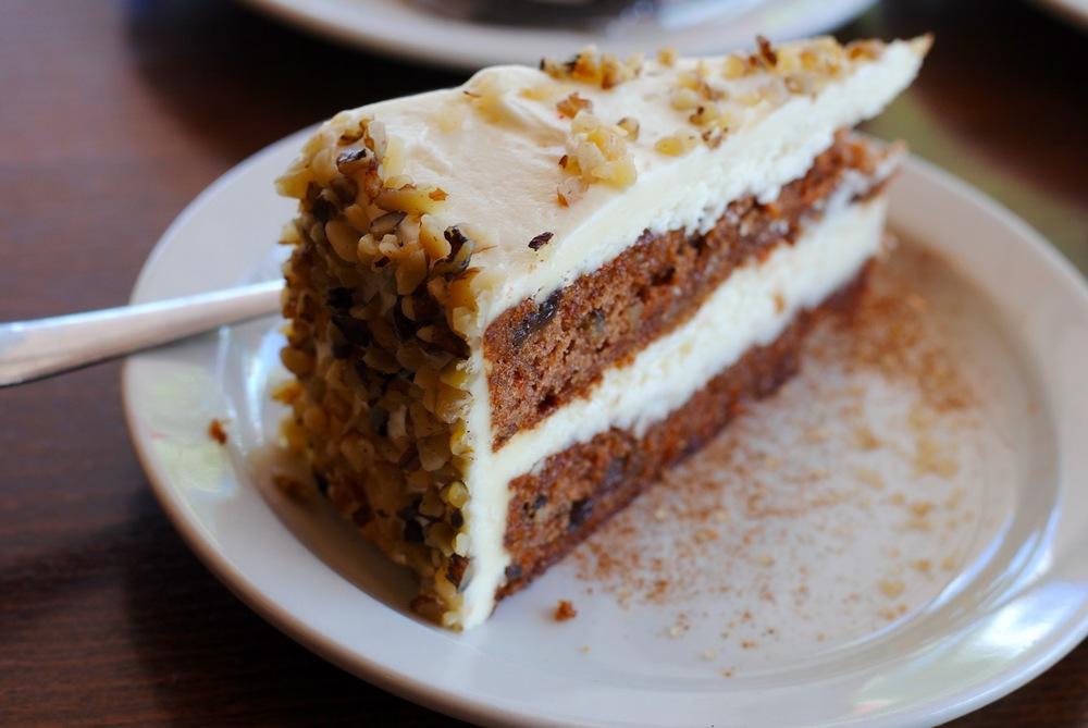 SignatureCarrot Cake