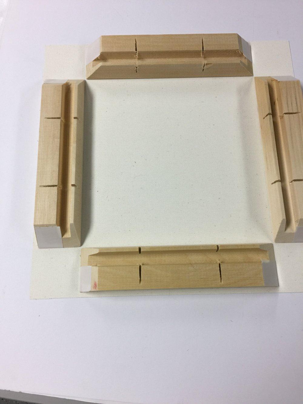 Remove corner guides