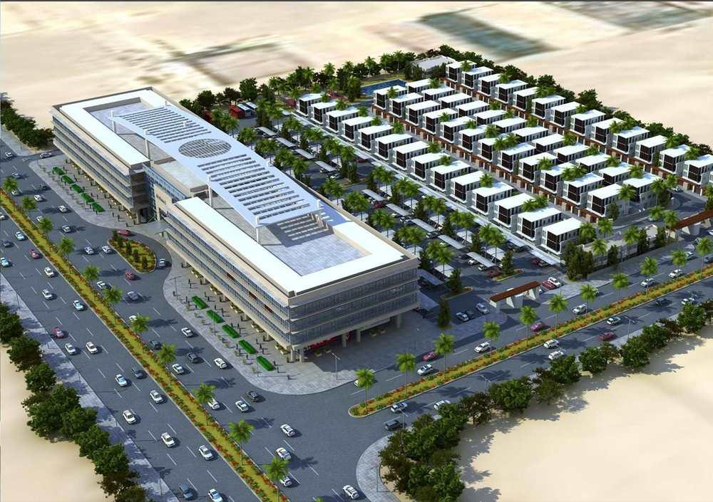 Al Dana Project, Al Khobar, Saudi Arabia.