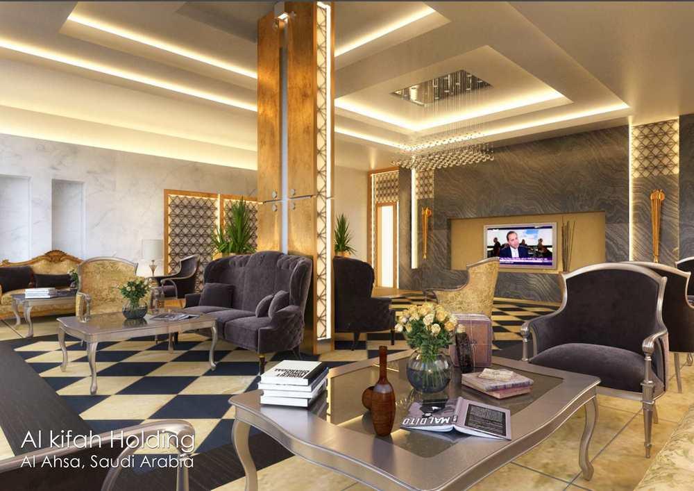 Company Majlis Interior Design