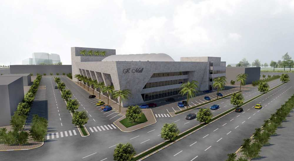 K Mall project