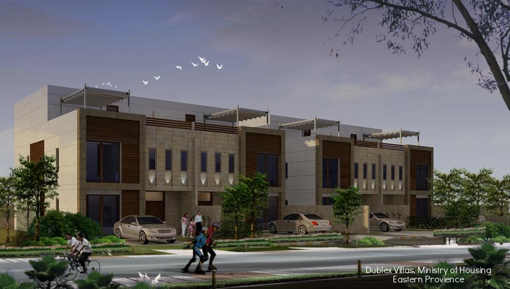 Duplex Villas Project