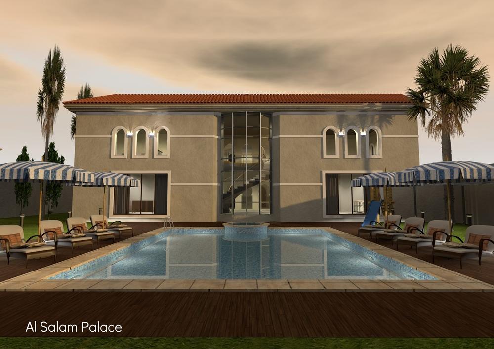 AlSalam Luxury Villa