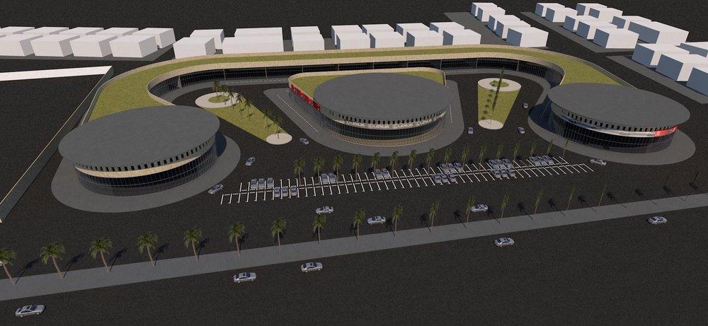 Auto Mall Project