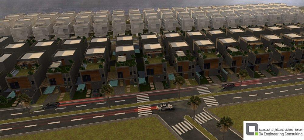 AlRabwa Villas Project