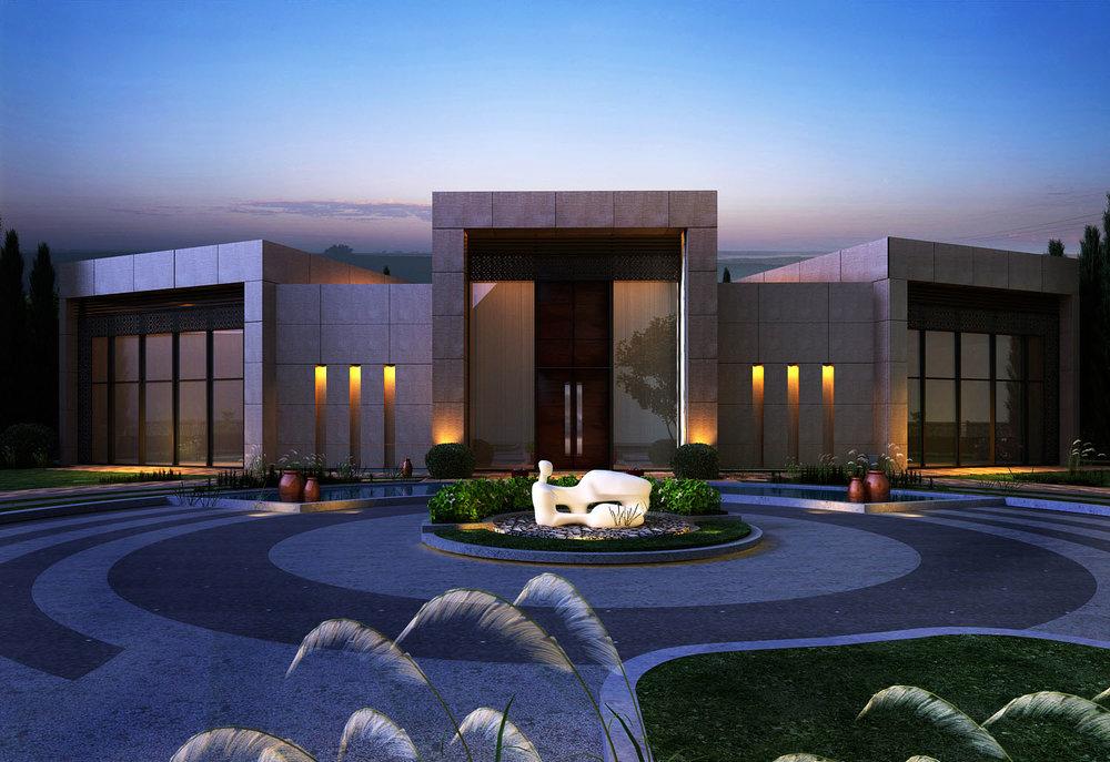 Beach House Luxury Villa