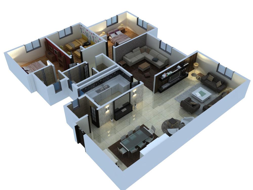 Type  D - 3 Bedroom.jpg