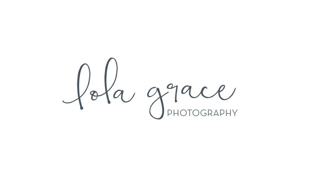 Lola Grace Photography Branding