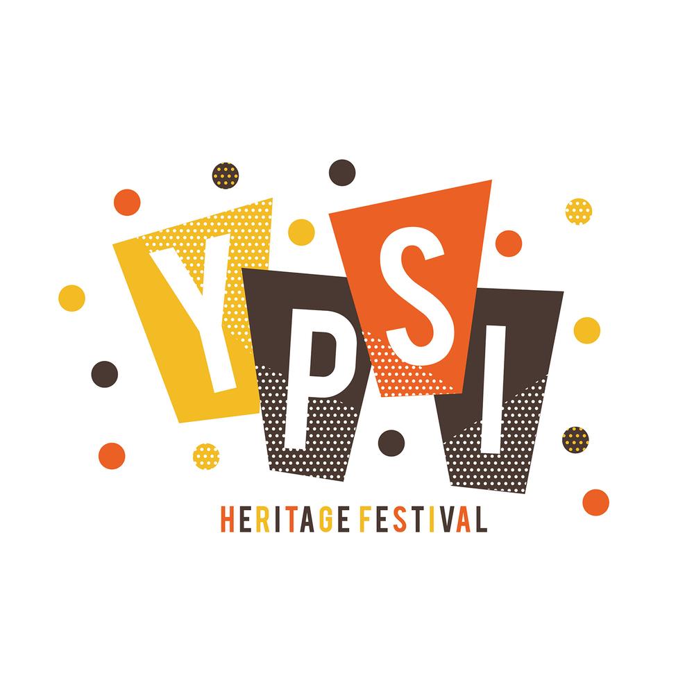 Ypsilanti Heritage Festival 2015 Poster Design