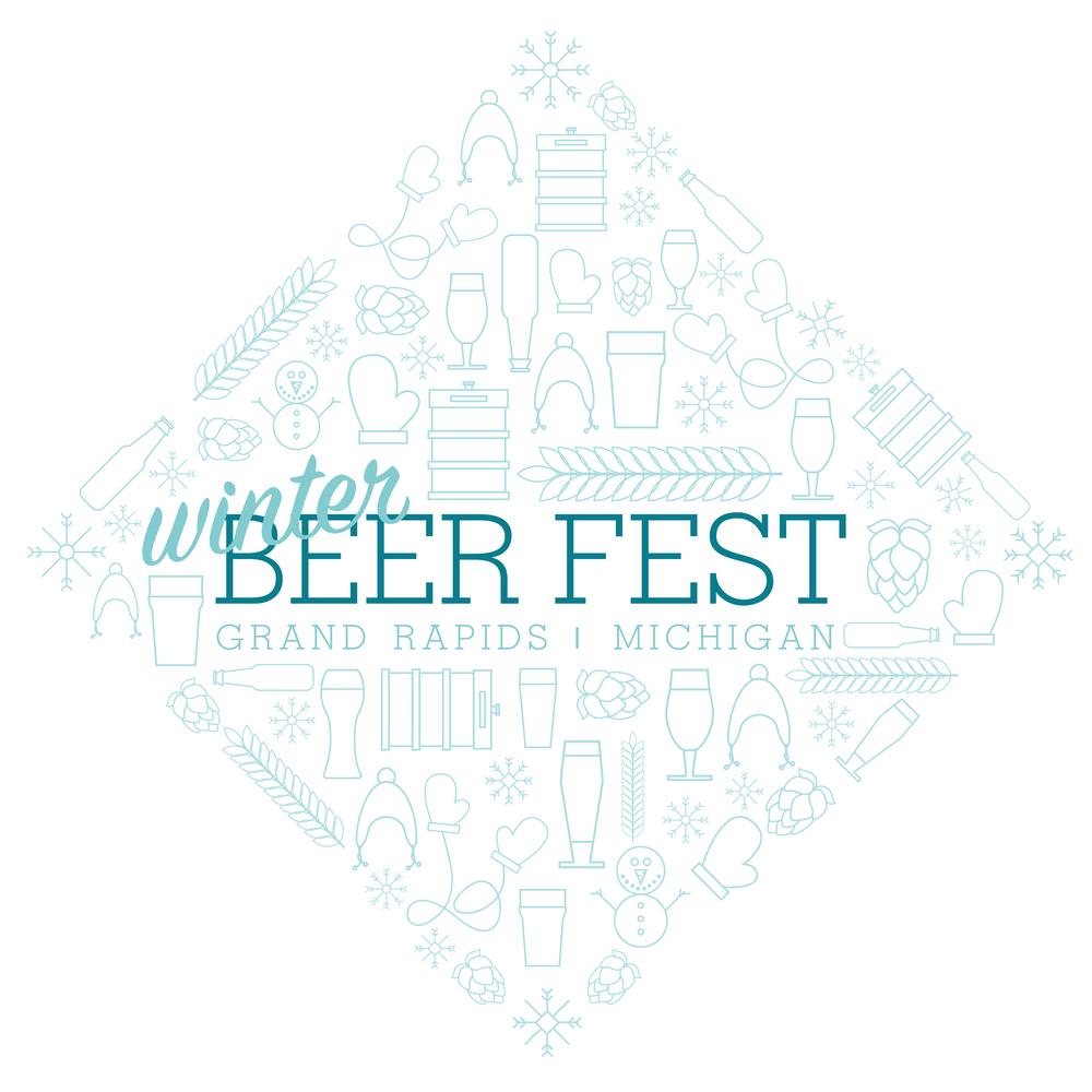 2016 Winter Beer Fest Illustration