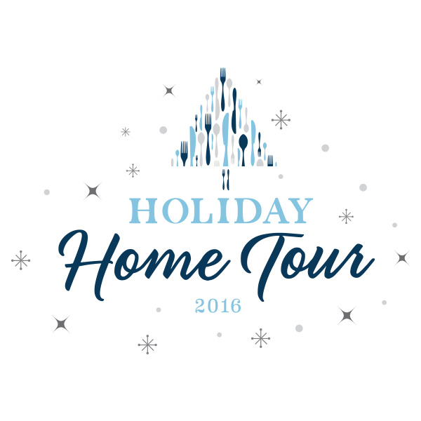 Ypsilanti Meals on Wheels Holiday Home Tour Branding