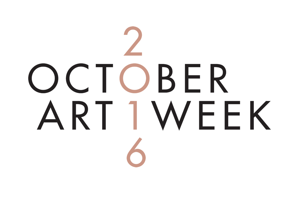 OCTOBER ART WEEK