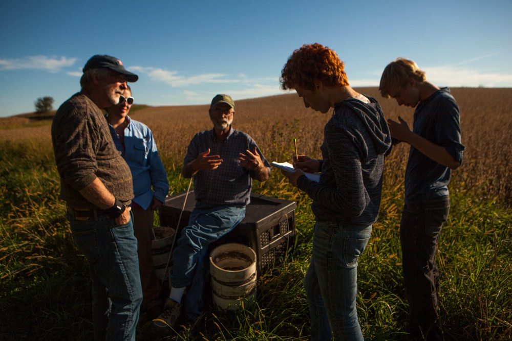 Field Studies: ISU Research Farm