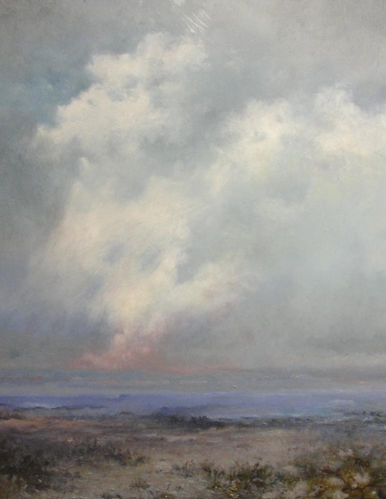 Title: Specs: 11x9, Oil on Panel, 2017 $600