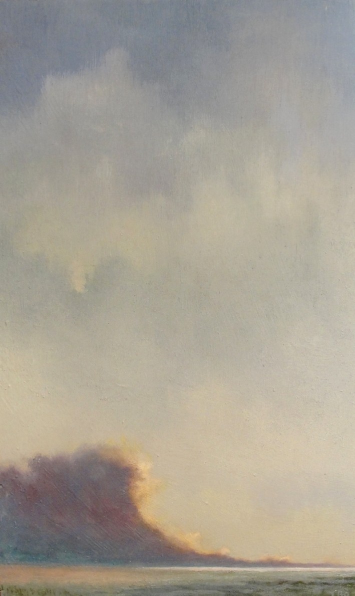 Title: Specs: 12x7, Oil on Panel, 2017 $450