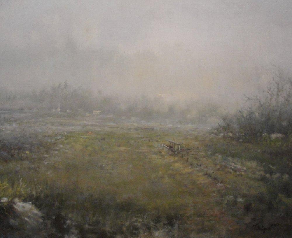 Title: Specs: 15x18, Oil on Panel, 2017 $1400
