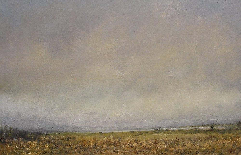 Title: Specs: 9x12,Oil on Panel, 2017 $600