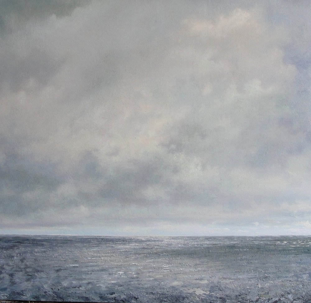 Title: Specs: 13x13, Oil on Panel, 2017 $1000