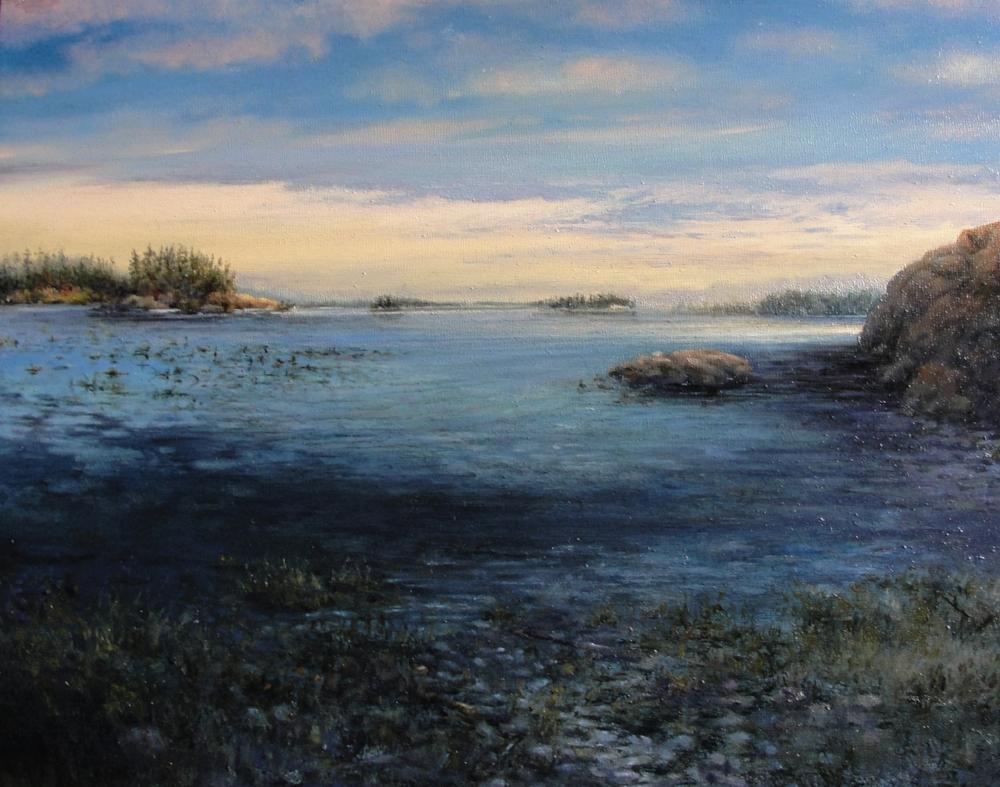 Title: Specs: 12x16, Oil on Panel, 2017 $1000