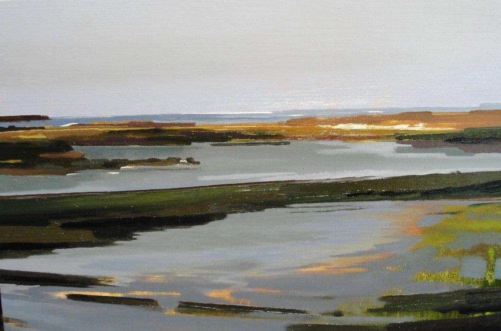 Title: Specs: 9x13, Oil on Panel, 2017 $