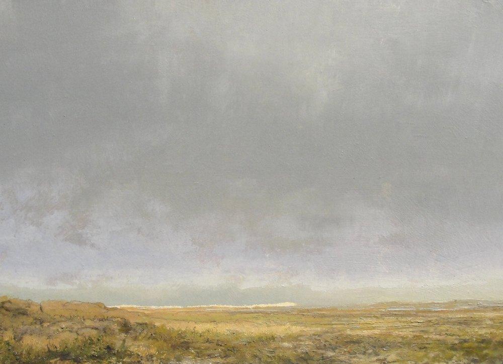 Title: Specs: 9x13,Oil on Panel, 2017 $600