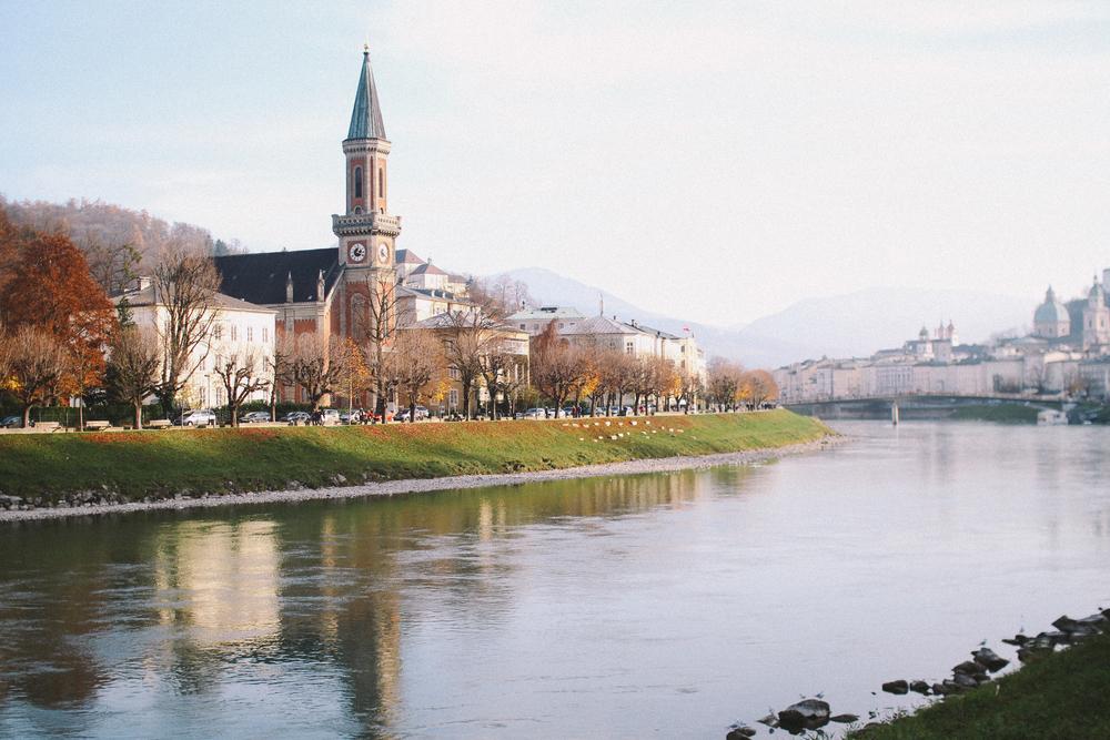 Autumn in Salzburg