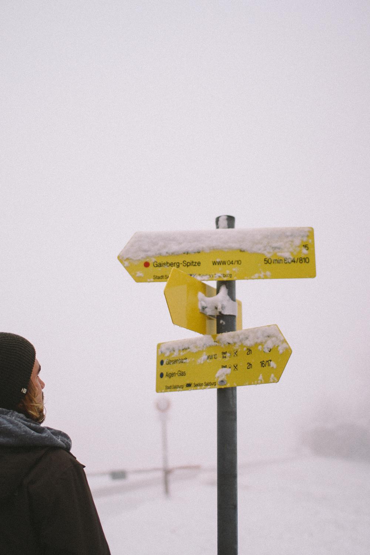 Gaisberg in Snow