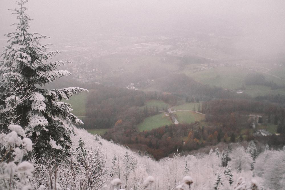 Gaisberg Mountain