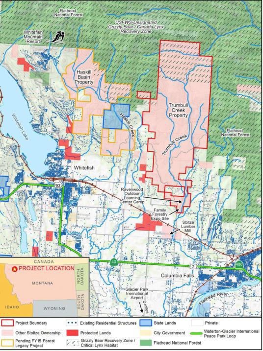 basins map