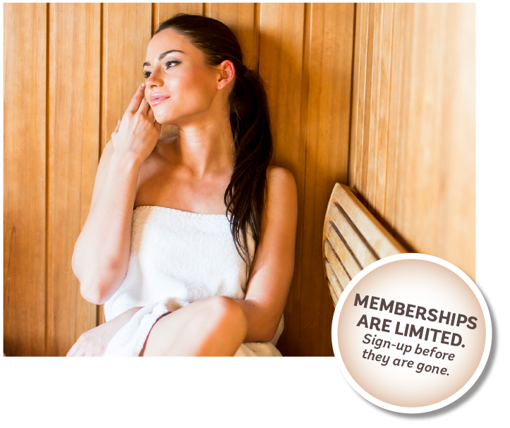 Wellness Spa Membership