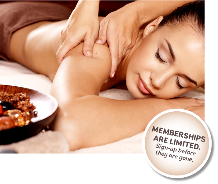 Pain Relief Spa Membership