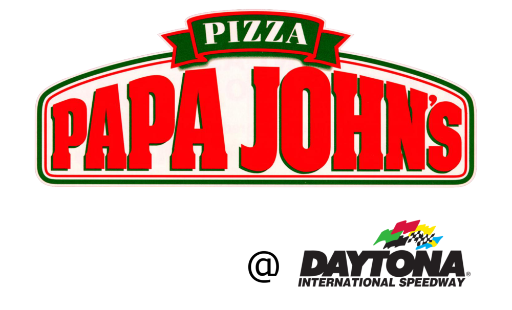 Papa John's at Daytona International Speedway