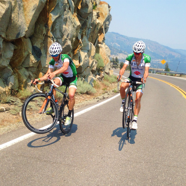 This is the photo that Vega choose to feature on their #BestLifeProject Movers blog. This was up Donner pass with my teammate from KBS, Dakota Schaeffer (@dakotaschaeffer) at the National Championships in CA.