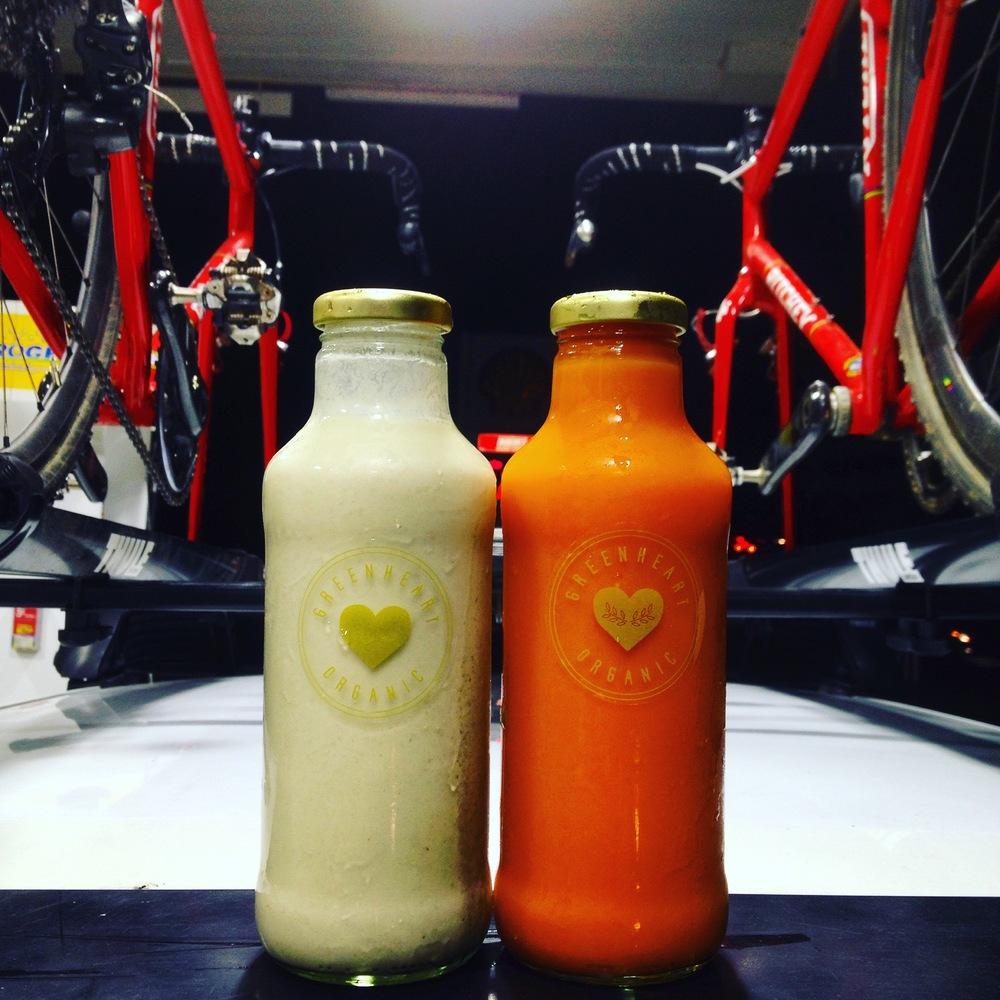 Greenheart Juice