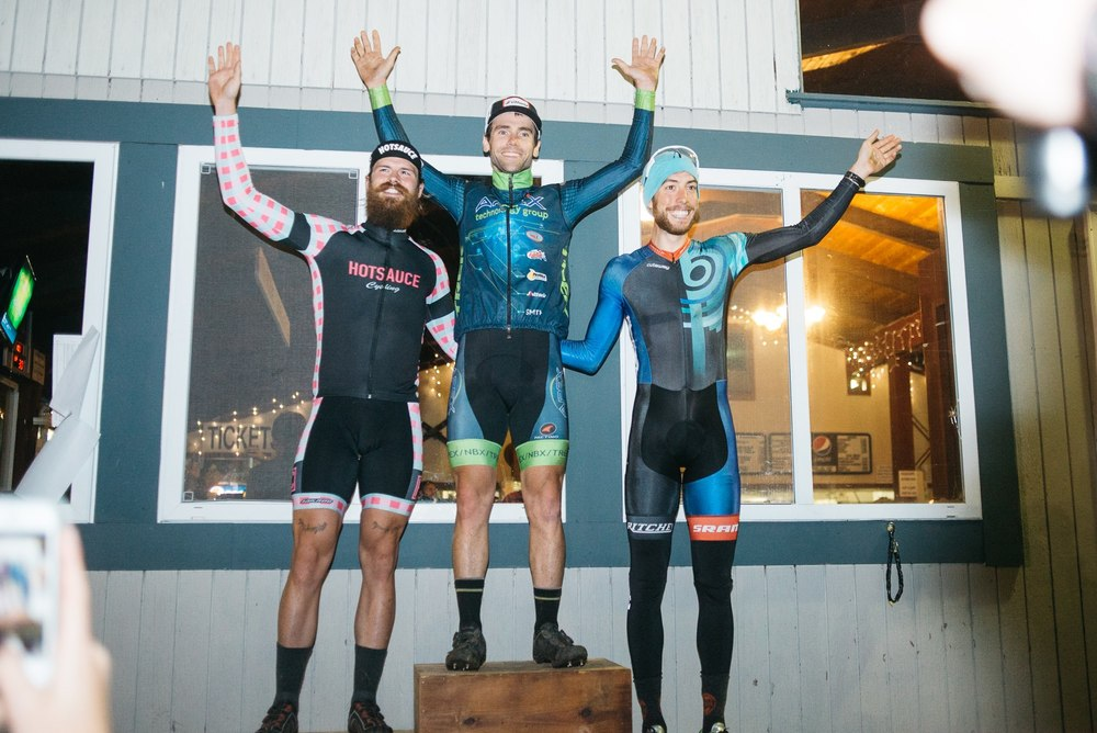 Night Weasels Cometh Podium
