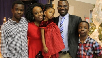 Two doctors uprooted from their lives and family from Nigeria to practice medicine in Canada