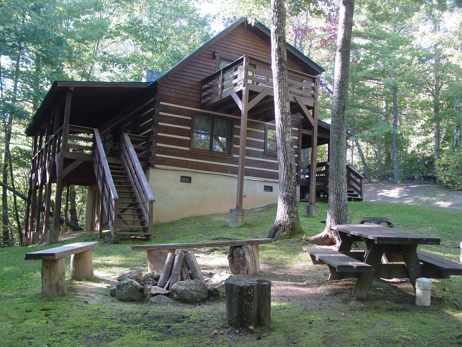 cabins rentals nc rock blowing for cabin sale in