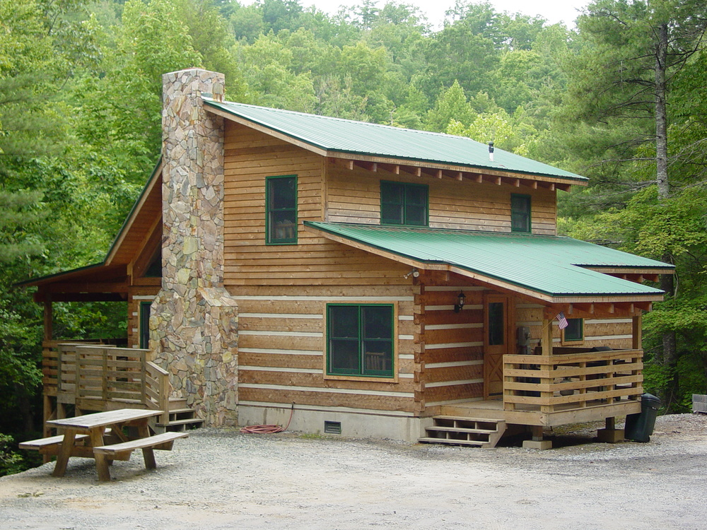 Bear Creek Private Log Cabin